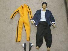 """Art Asylum Ultimate Bruce Lee 18"""" 1/4 scale loose complete"""