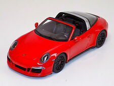 1/18 GT Spirit Porsche 911 (991) Targa GTS in Red GT718