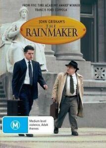 The Rainmaker (DVD, 2011) Matt Damon, Danny DeVito Region 4 Aust
