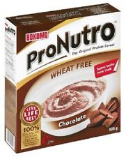 Pronutro Wheat Free Chocolate Flavoured 500g Dated On  18/07/2018