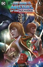 HE MAN AND THE MASTERS OF THE MULTIVERSE #6 (OF 6) DC COMICS 5/27/20 EB11