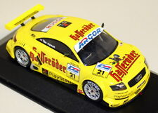 Minichamps 1/43 Scale 430 001821 Audi TT-R DTM 2000 Team Abt J Thompson Diecast