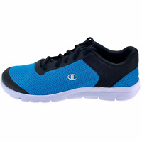 Champion Mens Memory Foam 176367 Blue Running Shoes Lace Up Low Top Size 11