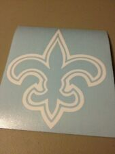 New Orleans Saints Vinyl Die Cut Decal,football,car,truck,sports,window,laptop