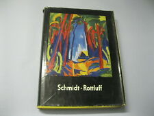 Will Grohmann- Karl Schmidt-Rottluff - W. Kohlhammer 1956