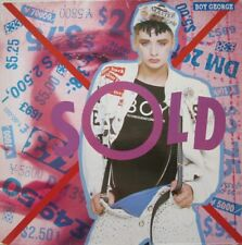 BOY GEORGE - SOLD  - LP (ORIGINAL INNERSLEEVE)