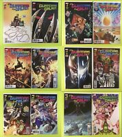 All New Guardians of the Galaxy 1-12 Duggan Complete Run Marvel NM 9.4