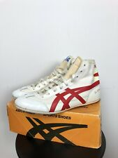 "Classic 1983 Asics Tiger ""Dan Gable"" Super Flex Wrestling Shoes size 10 NIB!"