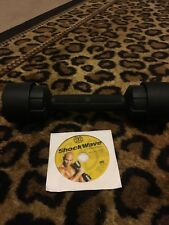 Gold's Gym Shake Weight Fitness Exercise Dumbbell Shock Wave 2.5 Lb