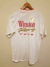 Vintage 1990s Winston Racing T Shirt Pocket