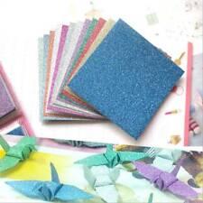 Card Glitter Paperboard Paper Toy Sticker Flash Powder Party DIY Craft Decor LD