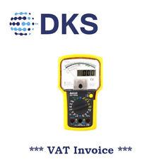 Axiomet AX-7030 Analogue Digital Multimeter LCD 000933