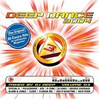 DJ Deep Deep dance 2004 Vol. 03 (mix) [2 CD]