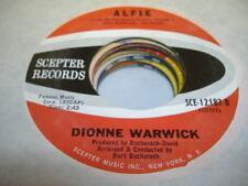 Soul 45 Dionne Warwick Alfie Auf Zepter