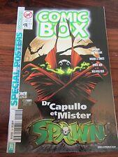 COMIC BOX  N° 14