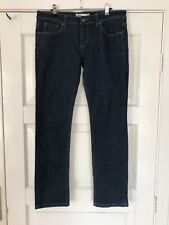 "Womens JEANSWEST JEANS SIZE 13 ""SKINNY"""