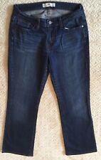 Women's Levi's 529 Curvy Boot Dark Blue Jeans 10 S/C. Good Cond