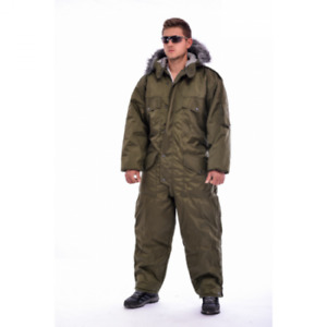 IDF Green Snowsuit / Winter Gear Coverall wind & water proof - HAGOR