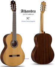 CHITARRA CLASSICA SPAGNOLA ALHAMBRA 3C MODELLO 3 C misura 4/4 CEDRO MASSELLO