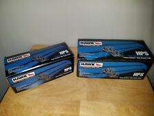Hawk Performance HPS Brake Pads Front & Rear For BMW HB518F.642 / HB464F.764