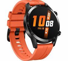 HUAWEI Smart Watch GT 2 Sport Water Resistant GPS Orange 46 mm - Currys