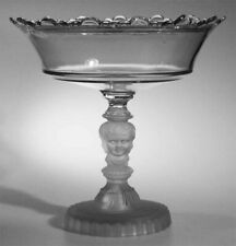 McKee & Bros - Cupid aka Baby Face - Tall Compote