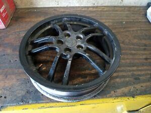 Peugeot Speedfight 125cc  Rear wheel Speedfight rear wheel
