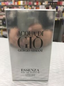 Giorgio Armani Acqua Di Gio Essenza 2.5oz Men's Eau de Parfum, Discontinued Item