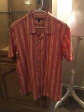 Banana Republic Men's Button Up Shirt Size Large Vacation Wear