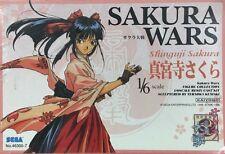 "Sega 1/6 Sakura Wars ""Shingiyi Sakura"" (Resin Model Kit) - Sega-46300"