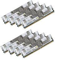 8x 8GB 64GB RAM HP ProLiant DL380 G5 PC2-5300F 667 Mhz Fully Buffered DDR2