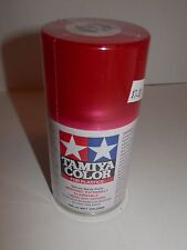Tamiya Color for Plastics Spray 100ml Clear Red #Ts-74 New