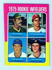 1975 Topps Keith Hernandez #623 ROOKIE CARD St Louis Cardinals NY Mets BB112