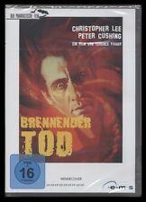 DVD BRENNENDER TOD (Dracula Darsteller CHRISTOPHER LEE) - DER PHANTASTISCHE FILM