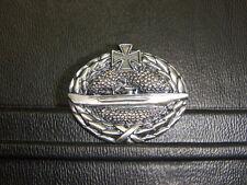 Pin U-Boot Abzeichen der Kriegsmarine - 2,5 x 3 cm