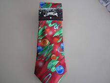 Jerry Garcia Necktie Creme de Menthe Hangover (7) Burgundy Christmas Collection