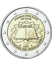 Holland 2007 - 2 Euro Treaty of Rome Commem (UNC)