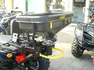 Salz / Dünge Streuer für ATV Quad Polaris, CAN AM, CF-MOTO, KYMCO, TGB, Yamaha