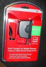 6 Motorola cell phone wall charger RAZR, Blackberry Pearl, Curve  NEW case lot