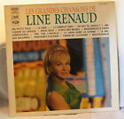 """♫ 33 T VINYL LINE RENAUD """"LES GRANDES CHANSONS DE LINE RENAUD """" ♫"""
