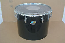 "ADD this Ludwig 15"" BLACK VISTALITE CONCERT TOM to YOUR SET! #V767"