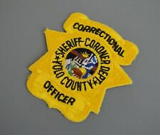 Yolo County California Correctional Officer Patch