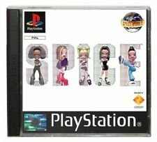 Spice World (Sony PlayStation 1, 1998) - US Version