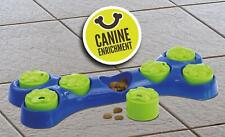 Pet Treat Food Puzzle Games Interactive Dog Bowl Treats Hide