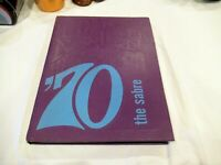 Sunnyvale High School yearbook The Sabre 1970