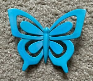 Butterfly decoration - blue