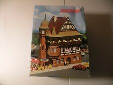 Model Railroad Building Kit N scale by Vollmer #7772 Hotel Restaurant bar