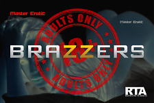 BRAZZERS STREAMING ONLY | 1 YEAR AUTHENTIC!