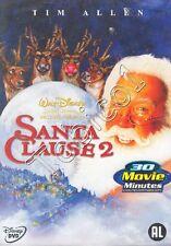 SANTA CLAUSE 2 - DISNEY FILM - TIM ALLEN - SEALED DVD