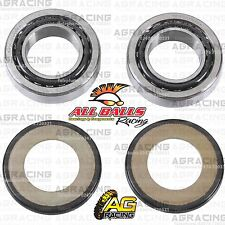 All Balls Steering Headstock Stem Bearing Kit For Honda CR 500R 1984-1989 84-89